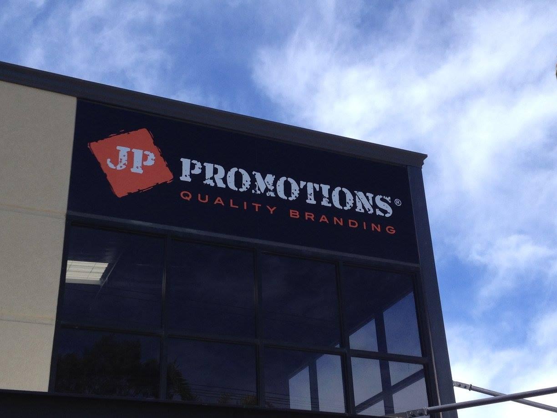 JP Prmortions Shopfront