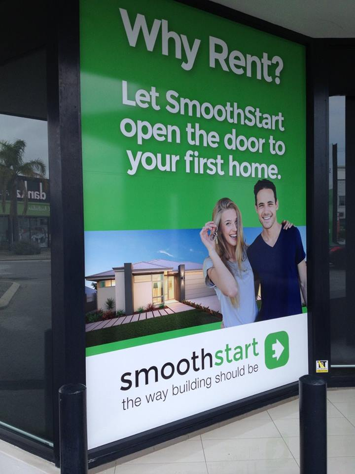 Smoothstart Window