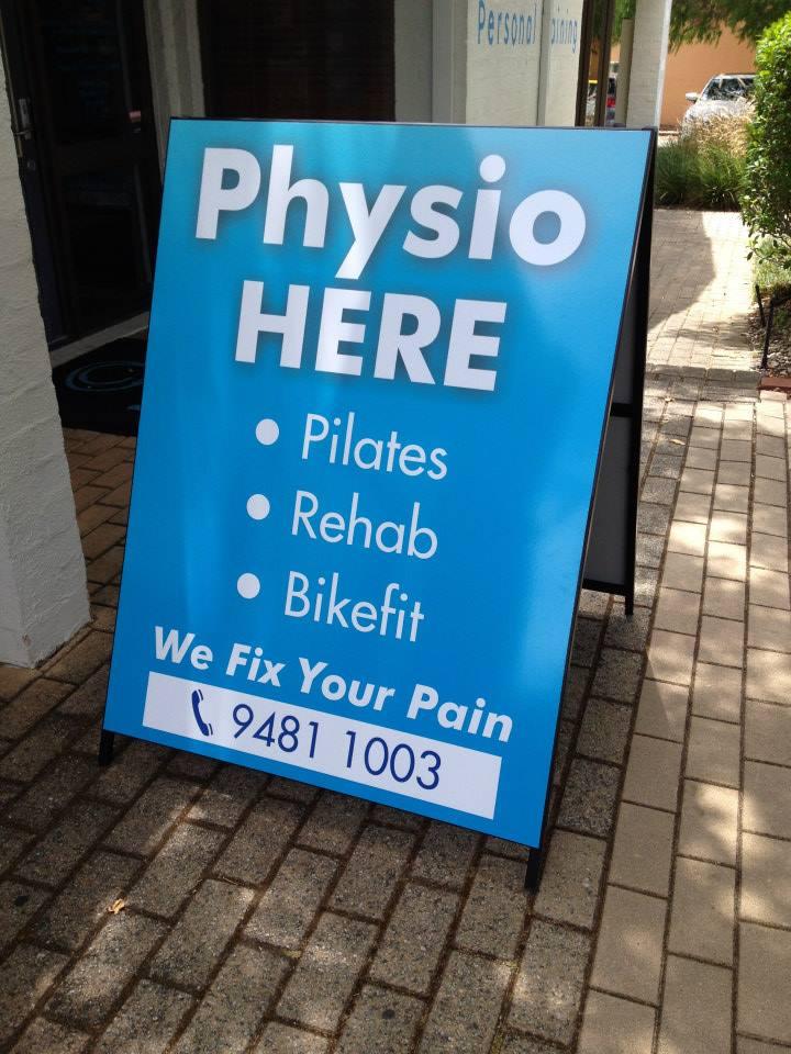 Physio A Frame